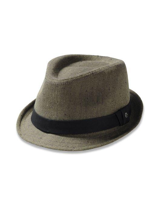 DIESEL CLUORYT Bérets, chapeaux et gants U f
