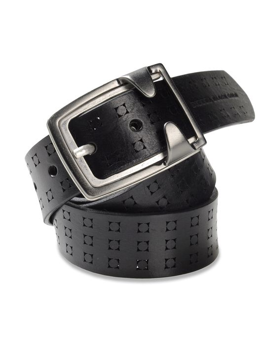 DIESEL BLACK GOLD COVERNEY Belts U f