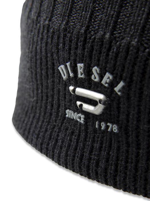 DIESEL C-APRIX Gorros, sombreros y guantes U d
