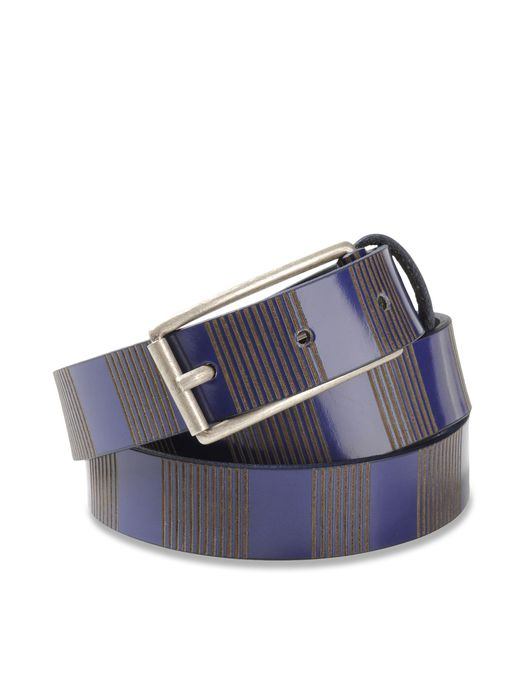 DIESEL BLACK GOLD CHER-GEOMETRIC Belts U f