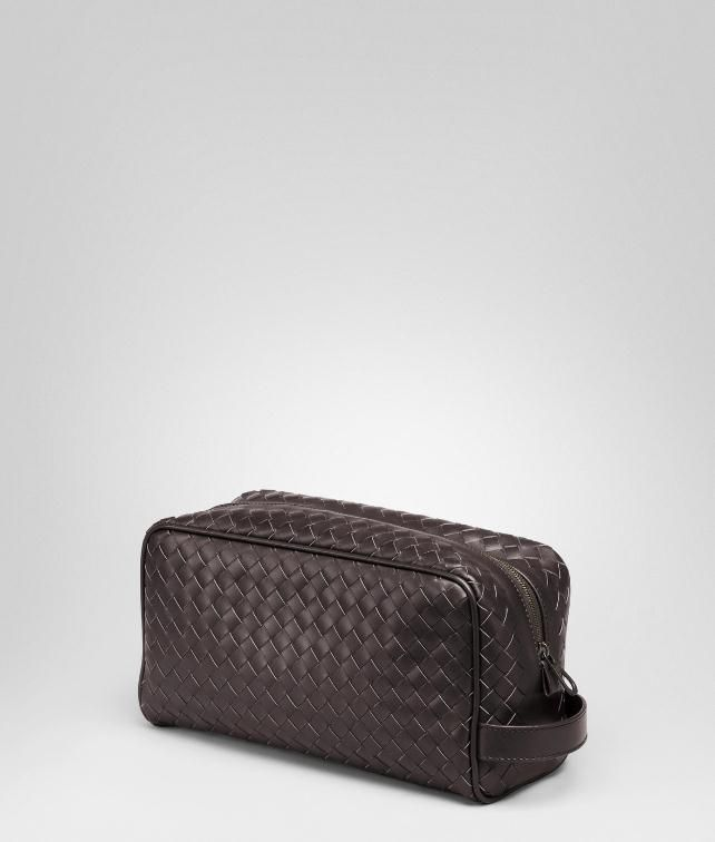 BOTTEGA VENETA Intrecciato VN Toiletry Case Toiletry Bag U fp