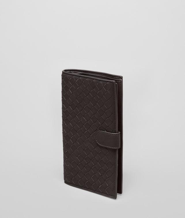 BOTTEGA VENETA Nero Intrecciato Nappa Continental Wallet Continental Wallet D fp