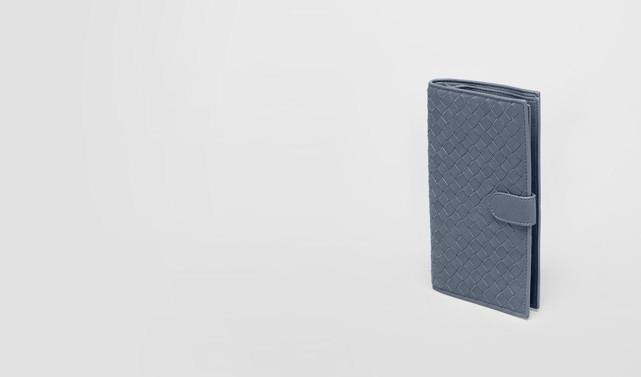 BOTTEGA VENETA Continental Wallet D Nero Intrecciato Nappa Continental Wallet pl