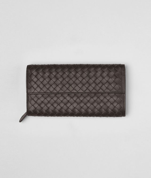 Bottega Veneta espresso Intrecciato nappa continental wallet Discount Get Authentic Outlet Discounts Pay With Paypal Sale Online New Styles Cheap Price ON6UH3q