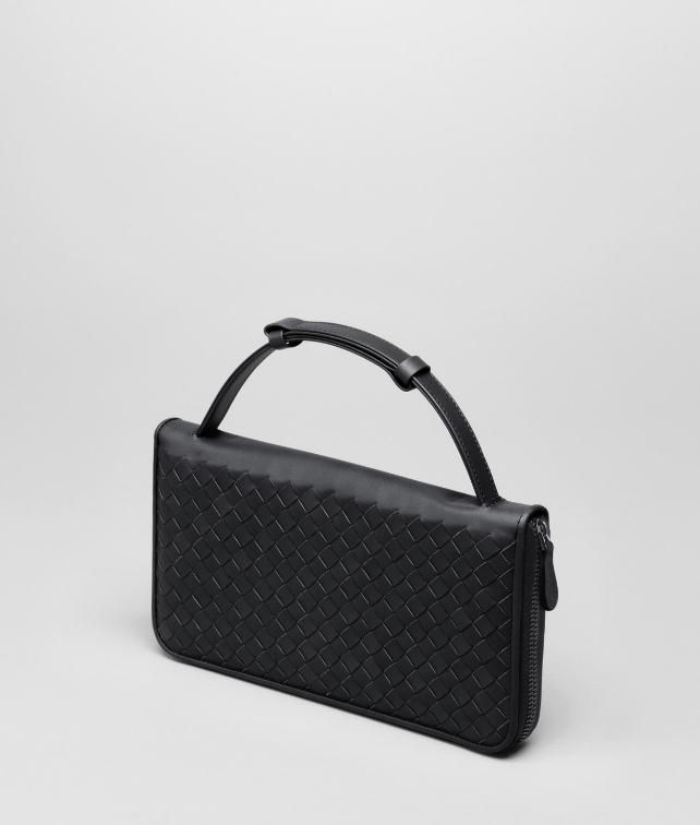 BOTTEGA VENETA Intrecciato Vn Document Case Travel Accessory E fp