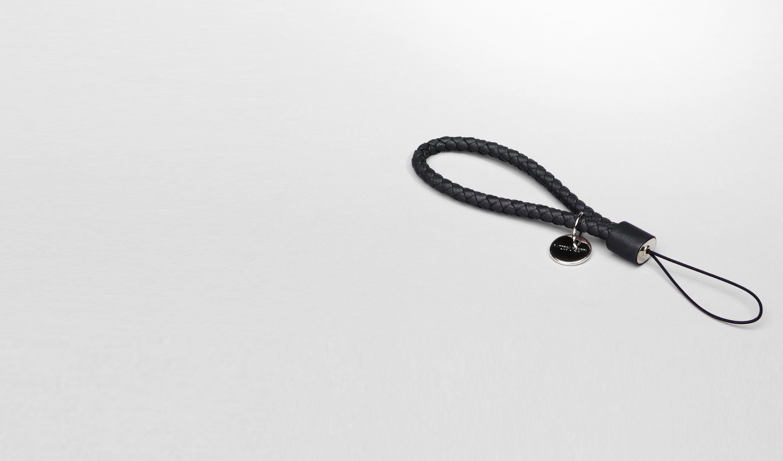 BOTTEGA VENETA Weiteres Leder Accessoire E Handyband aus Nappaleder Intrecciato pl