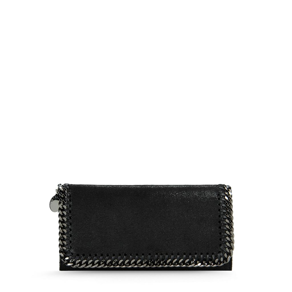 Falabella Shaggy Deer Wallet - STELLA MCCARTNEY