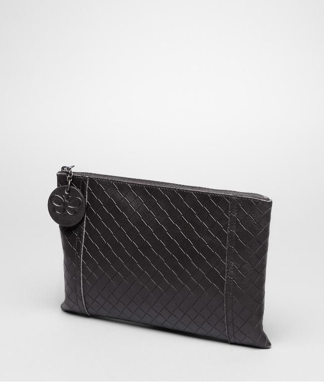 BOTTEGA VENETA Intrecciomirage Document Case Cosmetic Case E fp