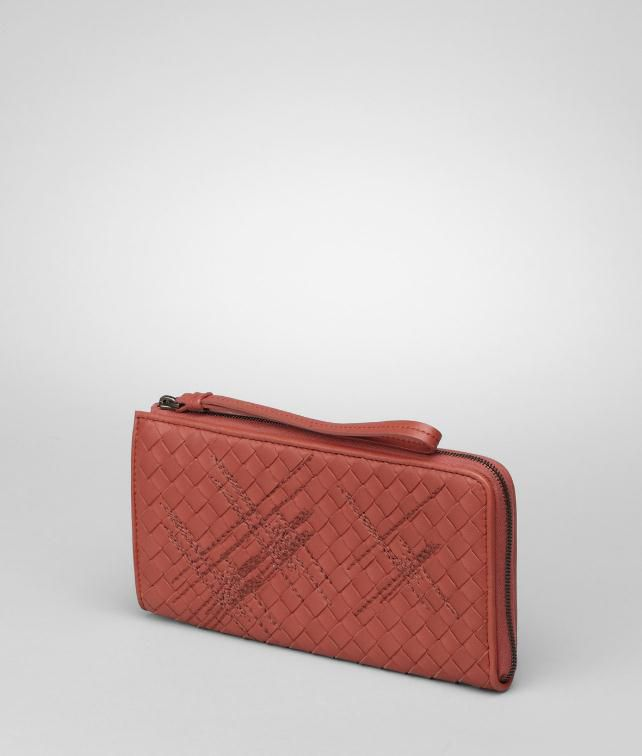 BOTTEGA VENETA Intrecciato Profondo Nappa Continental Wallet Wallet D fp