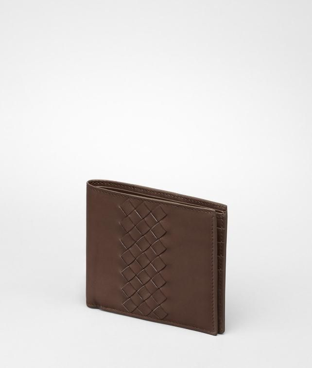 BOTTEGA VENETA Intrecciato Light Calf Wallet Wallet U fp