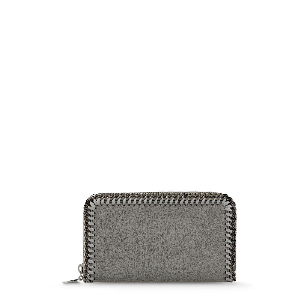 Falabella Zip Wallet - STELLA MCCARTNEY