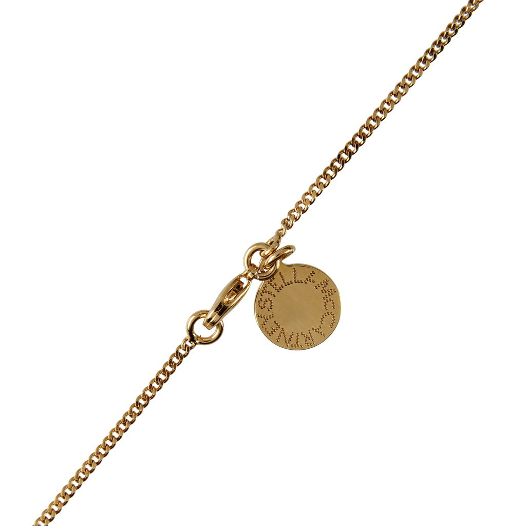 Key and Heart Necklace - STELLA MCCARTNEY