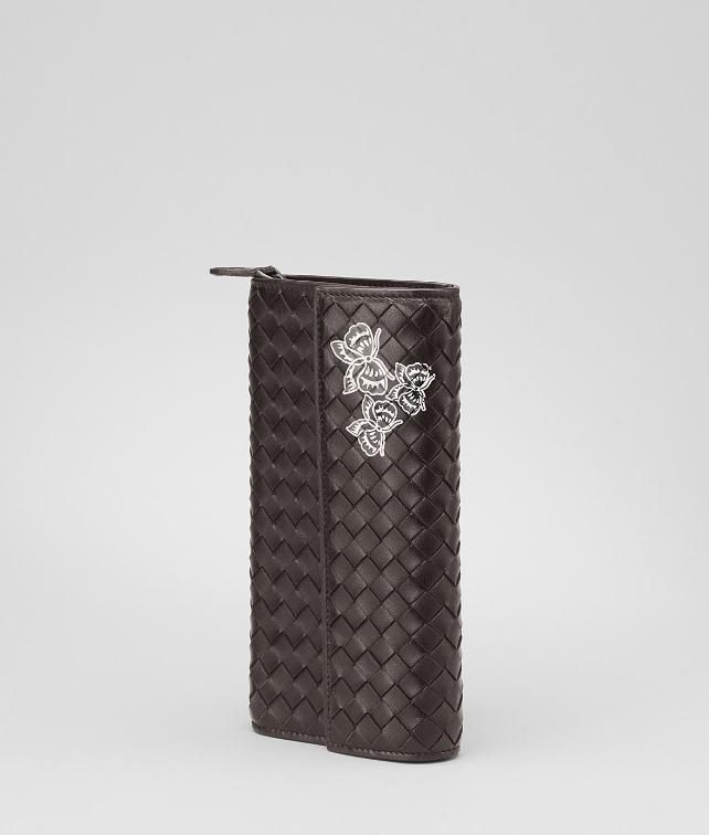 BOTTEGA VENETA Intrecciato Nappa Papillon Continental Wallet Wallet D fp