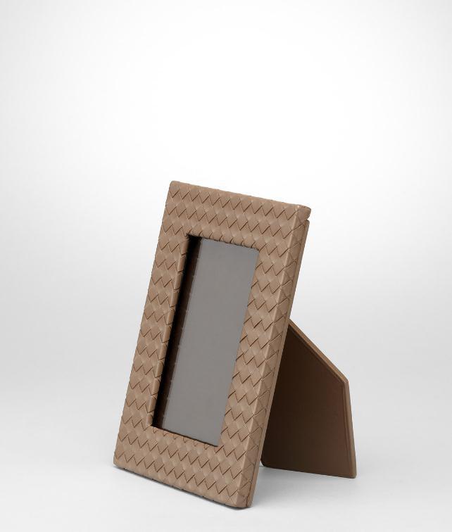 BOTTEGA VENETA Intrecciato Nappa Small Photo Frame Photo frame E fp