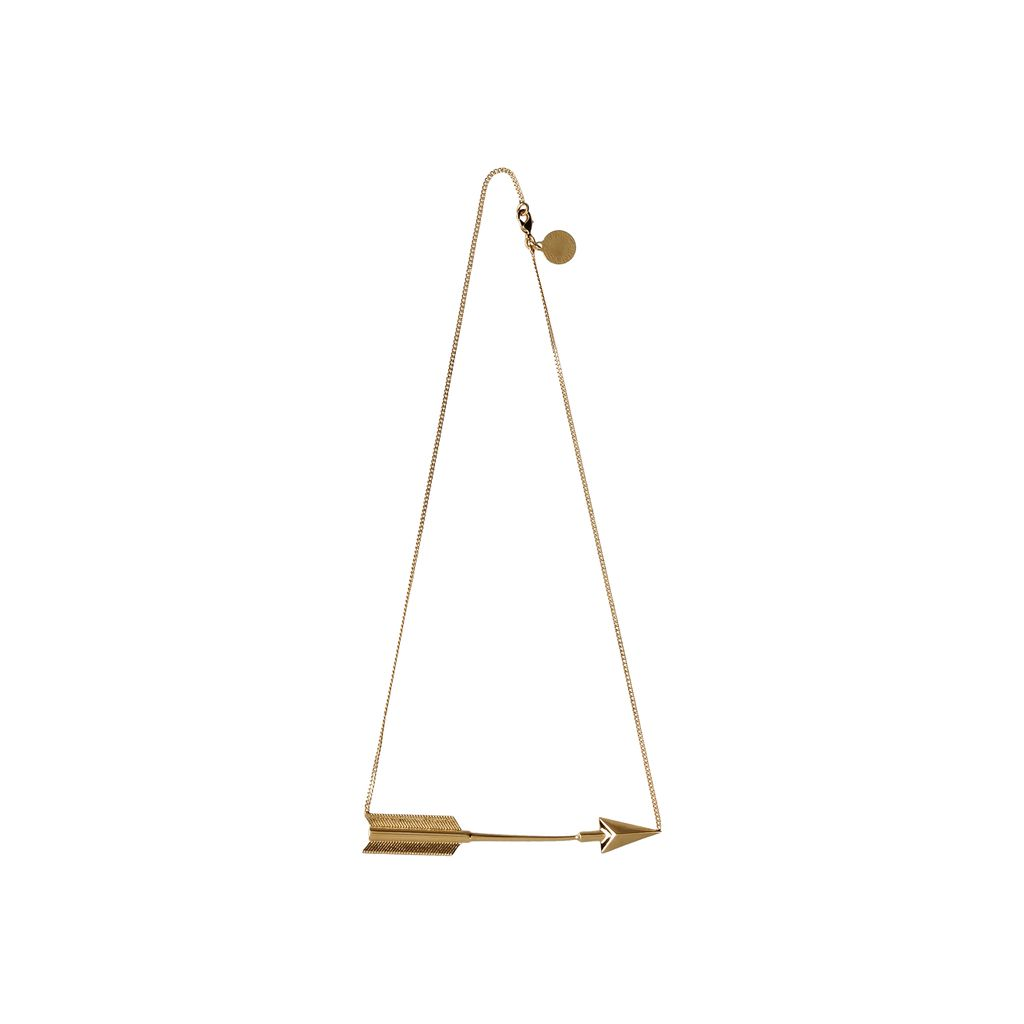 Arrow Necklace - STELLA MCCARTNEY