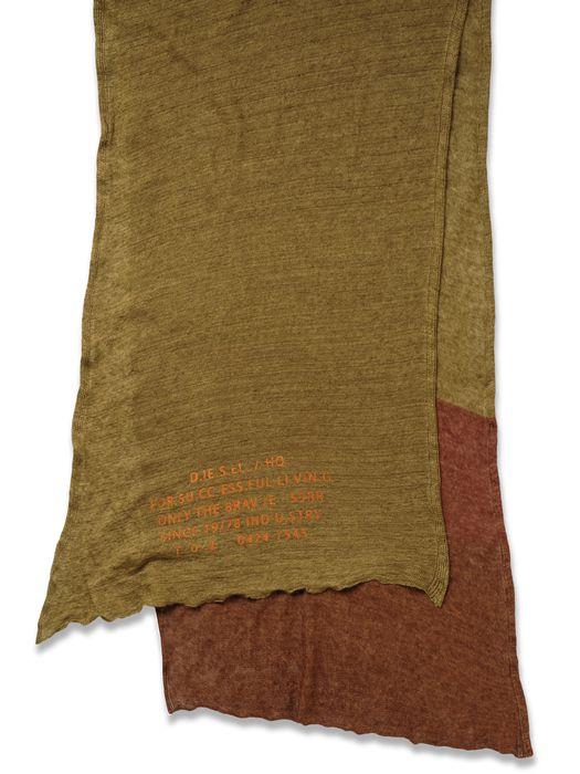 DIESEL K-ARTURO Bufandas y corbatas U f