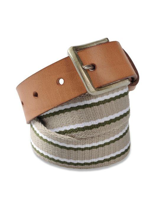 DIESEL BAGA Belts U f