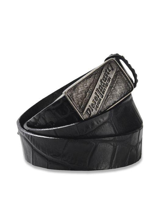DIESEL BLOCCA Belts U f