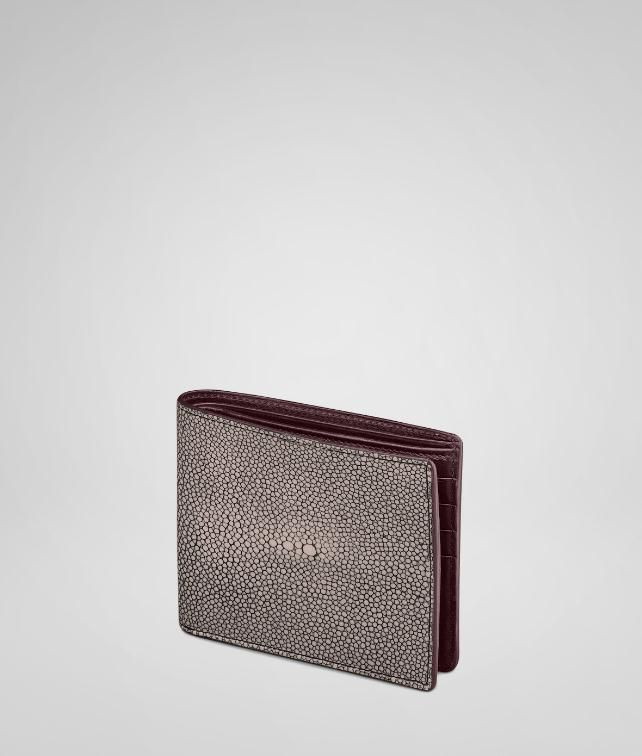 BOTTEGA VENETA Soft Stingray Nappa Wallet Wallet U fp