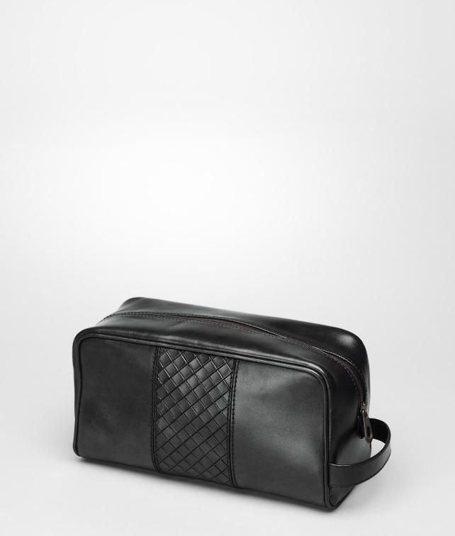 BOTTEGA VENETA Intreccio Scolpito Toiletry Case Toiletry Bag U fp