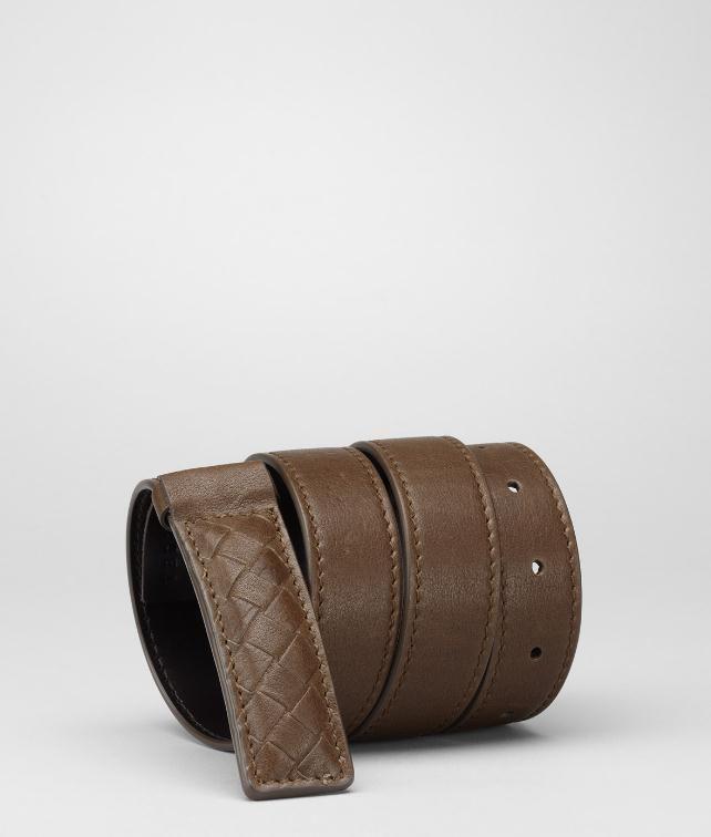 BOTTEGA VENETA Washed Vintage Calf Belt Belt U fp