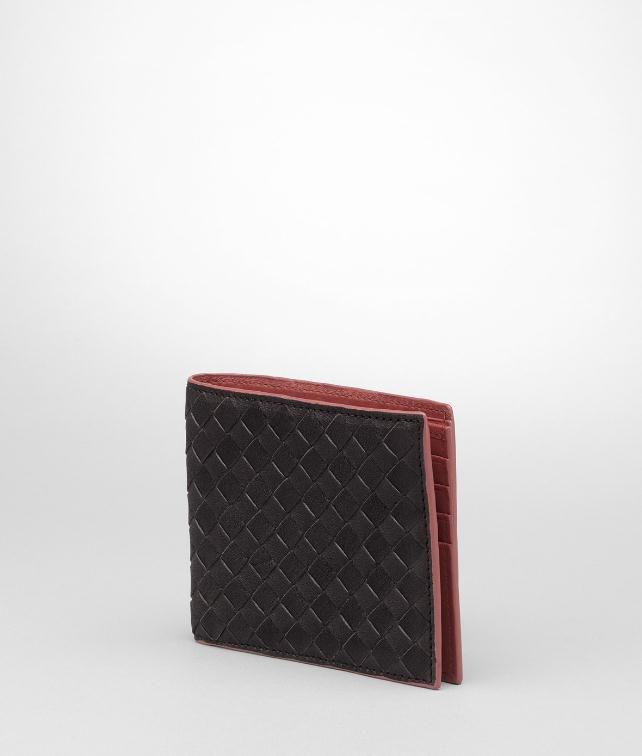 BOTTEGA VENETA Intrecciato Washed Vintage Nappa Wallet Wallet U fp