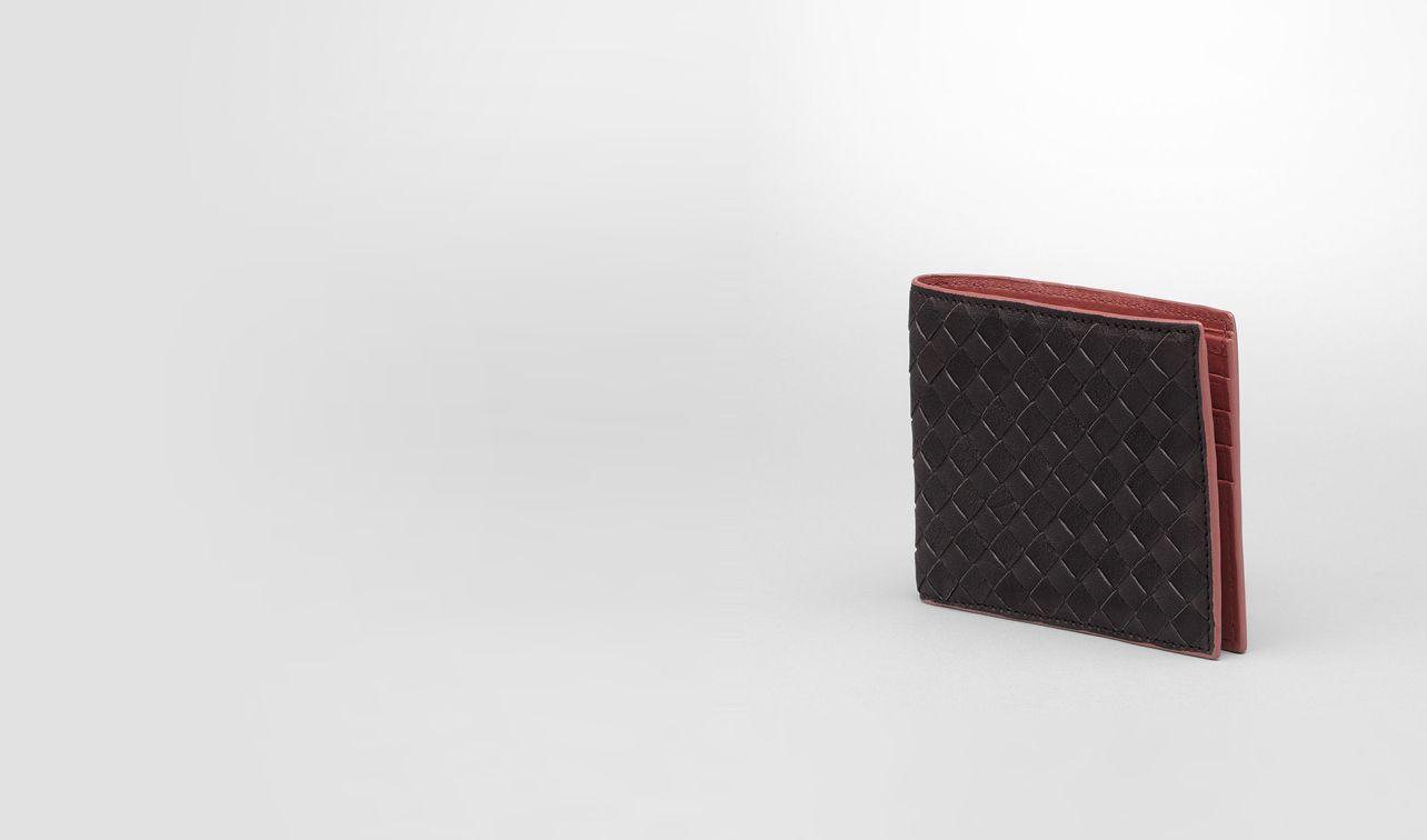 BOTTEGA VENETA Wallet U Intrecciato Washed Vintage Nappa Wallet pl