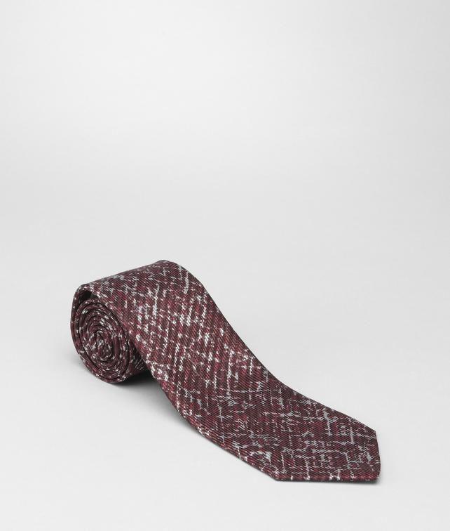 BOTTEGA VENETA Silk Tie Tie U fp