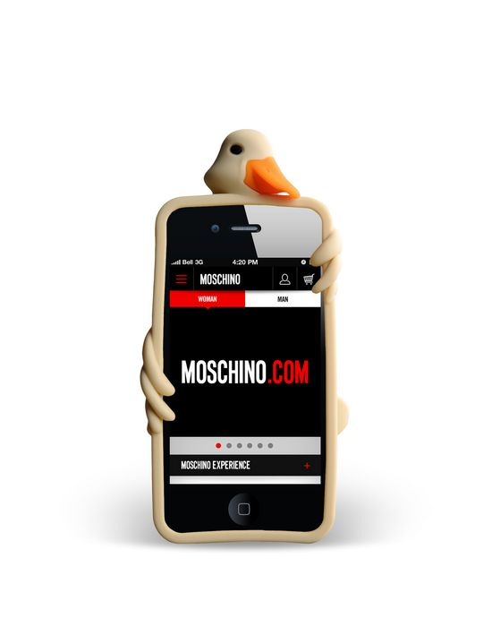 iPhone 4 Unisex MOSCHINO