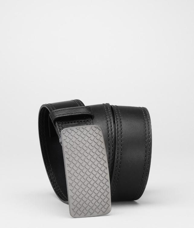 BOTTEGA VENETA Waxed Leather Belt Belt U fp