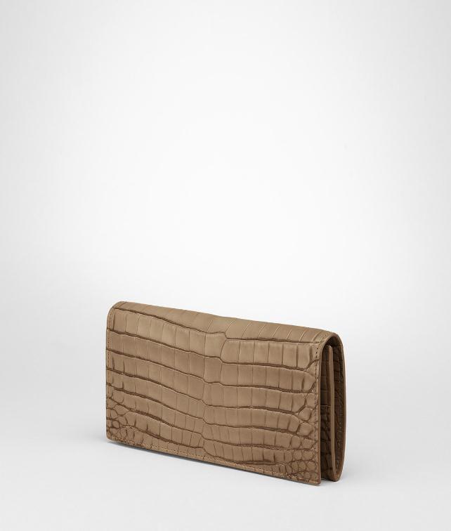 BOTTEGA VENETA Cocco Lave Continental Wallet Wallet U fp