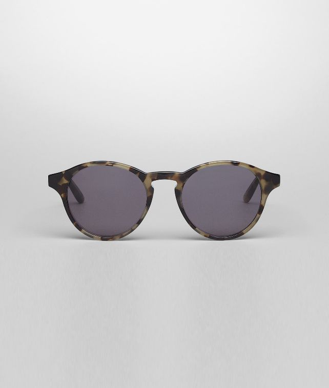 BOTTEGA VENETA Havana Khaki Grey Eyewear BV 225/S  Sunglasses U fp