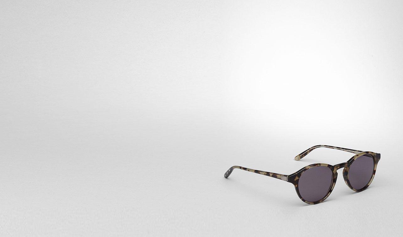 BOTTEGA VENETA Sunglasses U Havana Khaki Grey Eyewear BV 225/S  pl