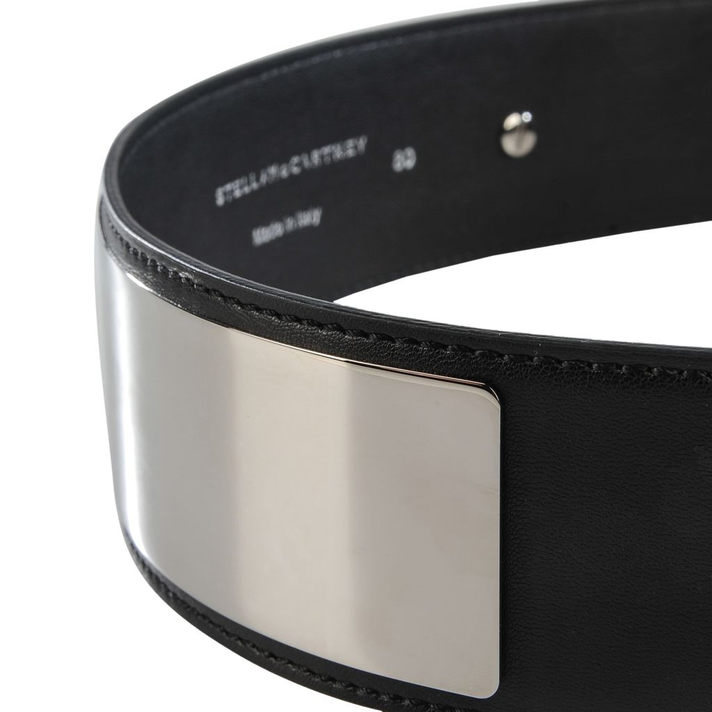 Wide Belt  - STELLA MCCARTNEY