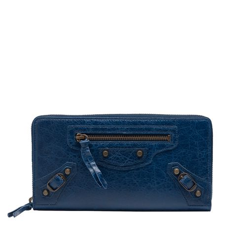 BALENCIAGA Classic Continental Wallet D Classic Continental Zip Around f