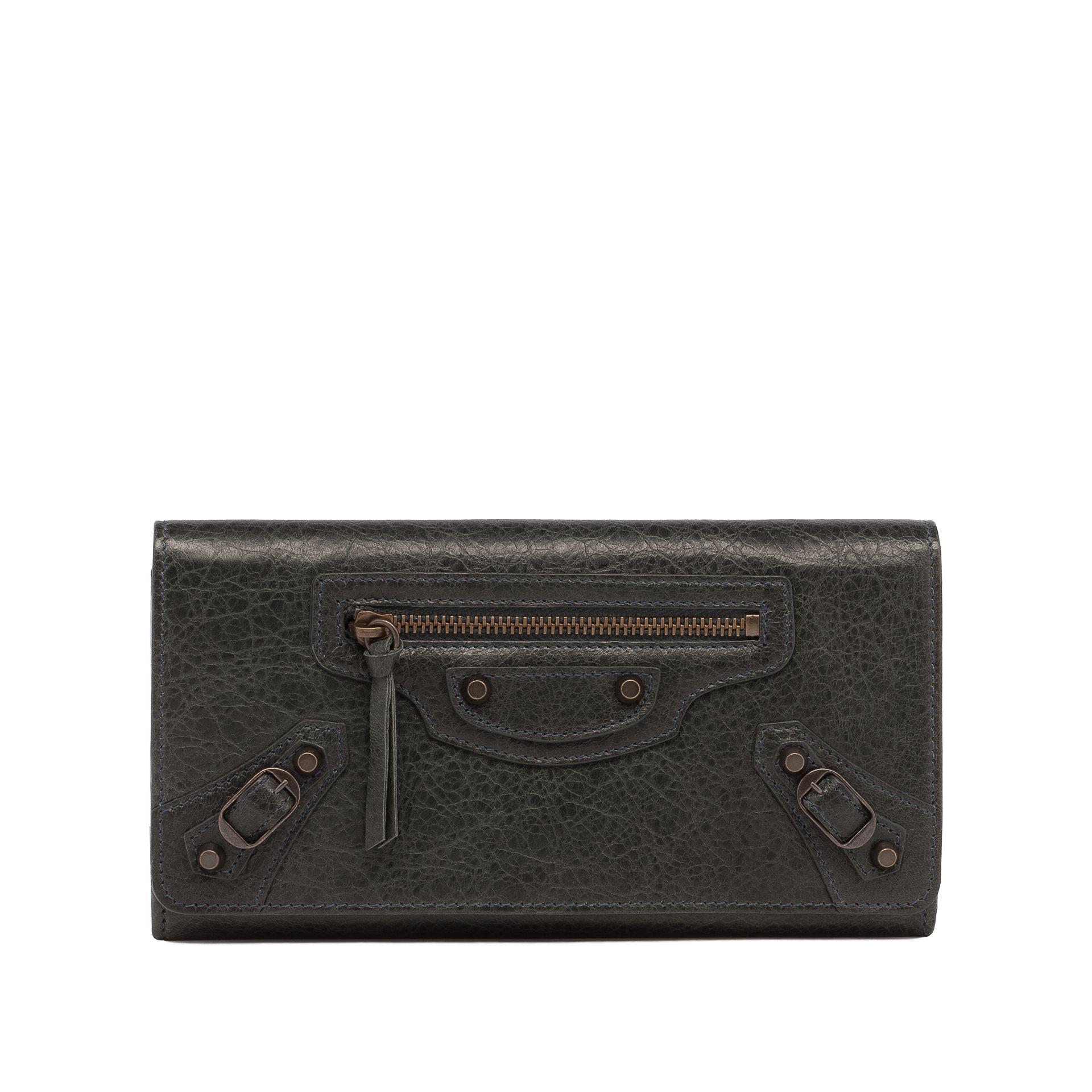 BALENCIAGA Balenciaga Classic Money Wallet D f