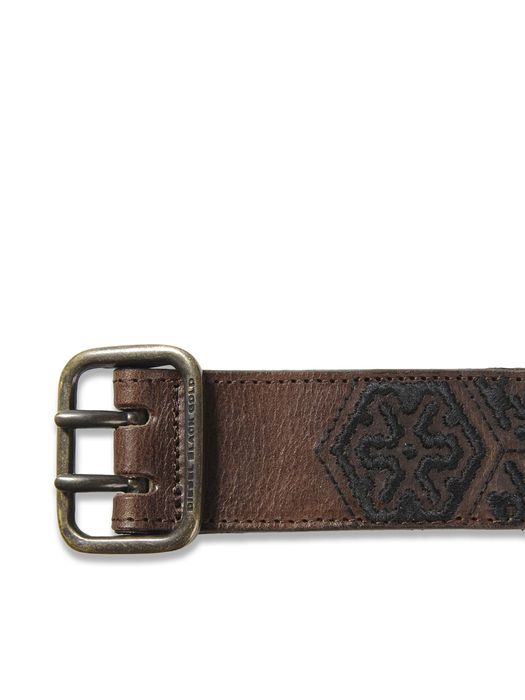 DIESEL BLACK GOLD CORCAROLI Belts U e