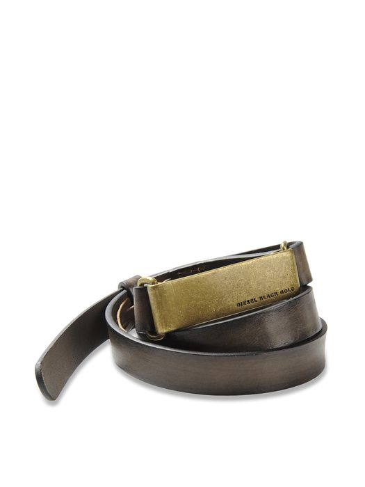 DIESEL BLACK GOLD CASTORE Belts U f