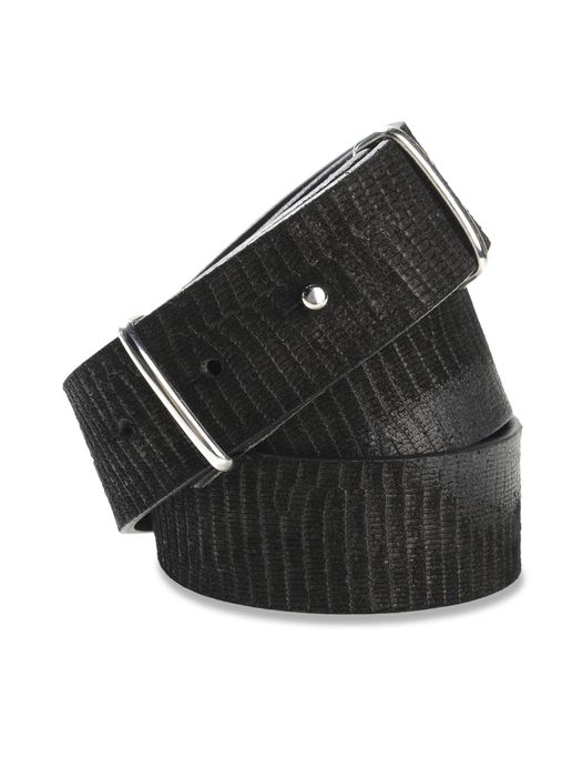 DIESEL BLACK GOLD CRIBBIO Belts U f