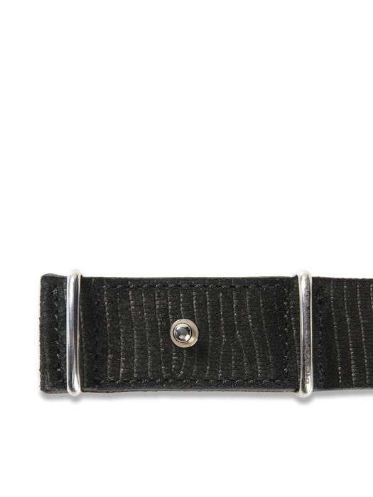 DIESEL BLACK GOLD CRIBBIO Belts U e