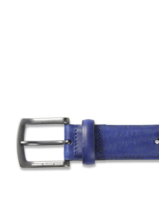 DIESEL BLACK GOLD CURSA Belts U e