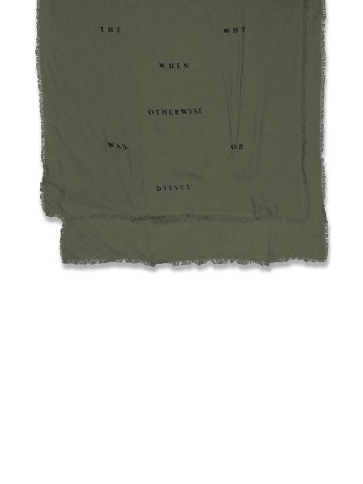 DIESEL SBUCHIVAL Bufandas y corbatas U f