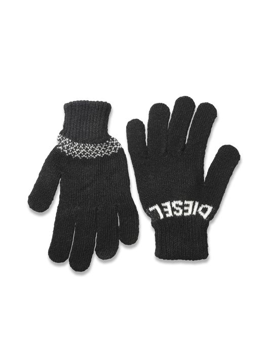 DIESEL MINA-GLOVE Caps, Hats & Gloves D e