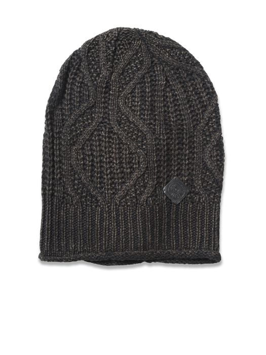 DIESEL MOLLA-BEAN Caps, Hats & Gloves D f