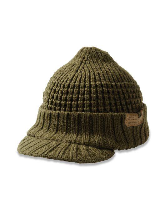 DIESEL K-PESCE Bérets, chapeaux et gants U e
