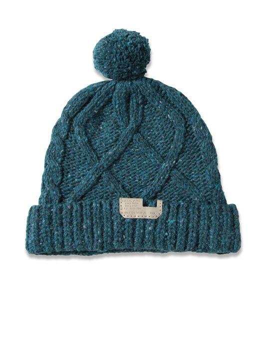 DIESEL K-TRIANGOLO Hüte und Handschuhe U f