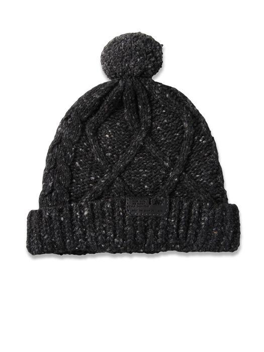 DIESEL K-TRIANGOLO Caps, Hats & Gloves U f