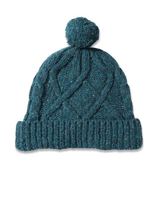 DIESEL K-TRIANGOLO Hüte und Handschuhe U e
