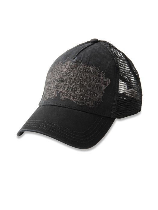 DIESEL CINCILLAR Bérets, chapeaux et gants U e