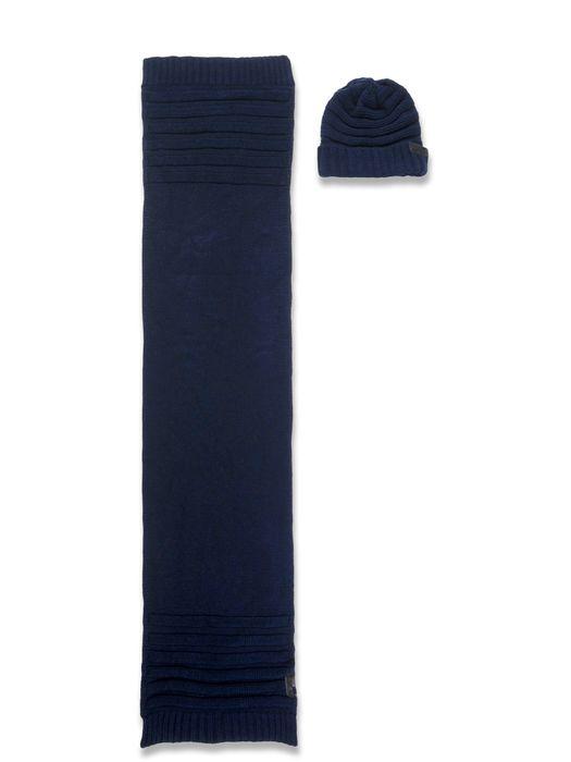 DIESEL MAS-PACK Scarf & Tie U e